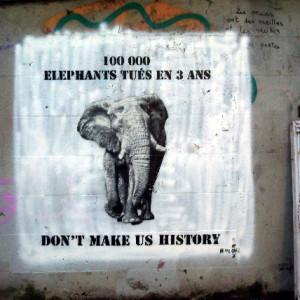 Quelques tags et œuvres de street art politiques