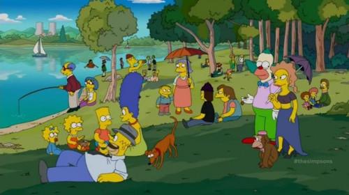 en Simpsons