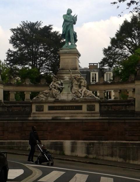 statue de gambetta